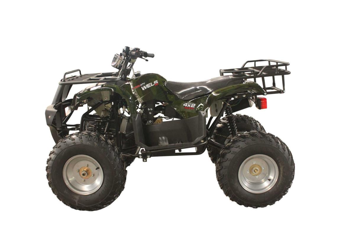 Купить в Санкт-Петербурге Квадроцикл ATV WELS THUNDER 150